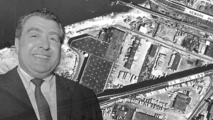 'I know who killed Jimmy Hoffa, and he is buried in New Jersey'
