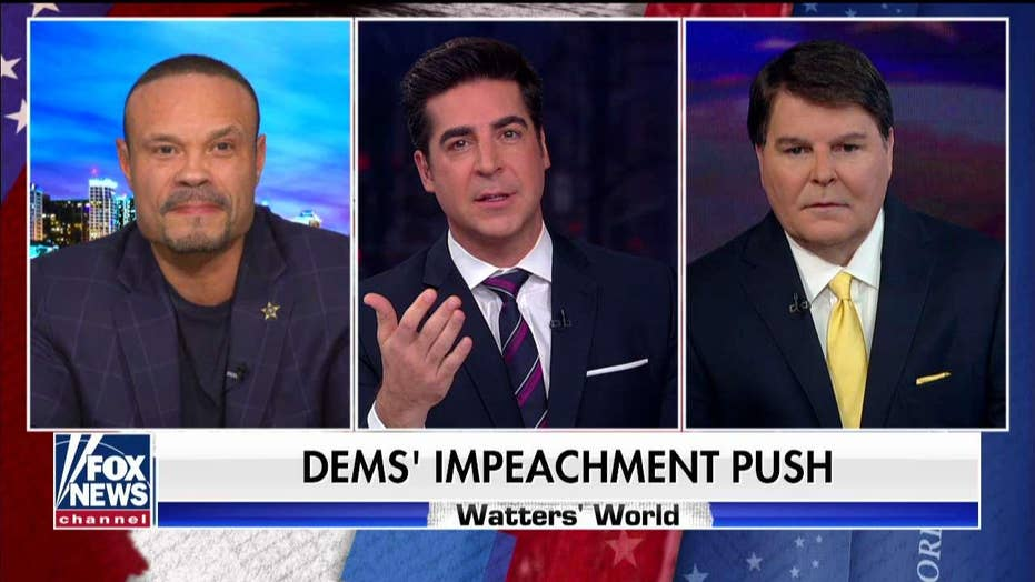'There needs to be an investigation' into Joe and Hunter Biden, says Gregg Jarrett