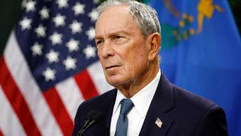 Bloomberg files to place name on ballot in Texas