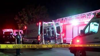Shooting at California NFL-watch party leaves 4 dead, 6 wounded