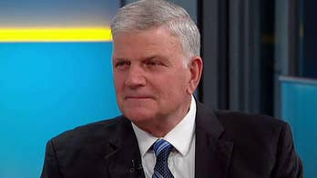 Franklin Graham on Kanye West's turn to faith, Operation Christmas Child