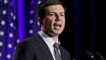 Pete Buttigieg moves past Democratic presidential rivals in new Iowa poll