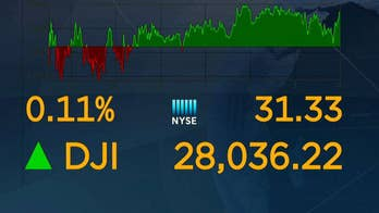 Dow continues to climb above 28,000