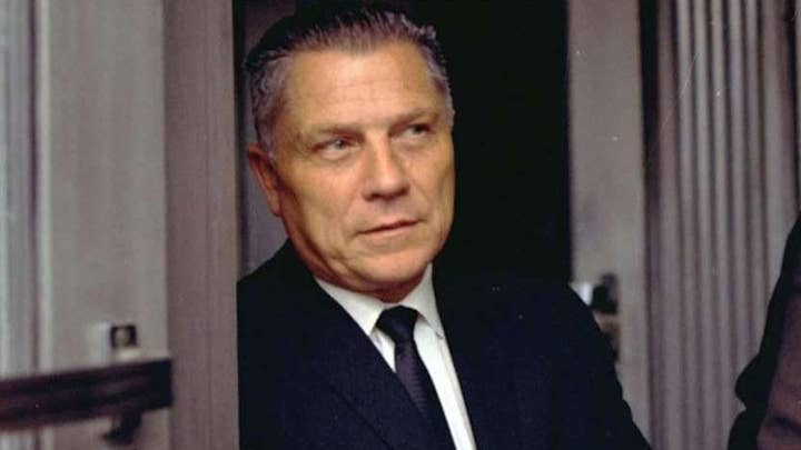 New clues in death of Jimmy Hoffa uncovered in Fox Nation's 'Riddle'