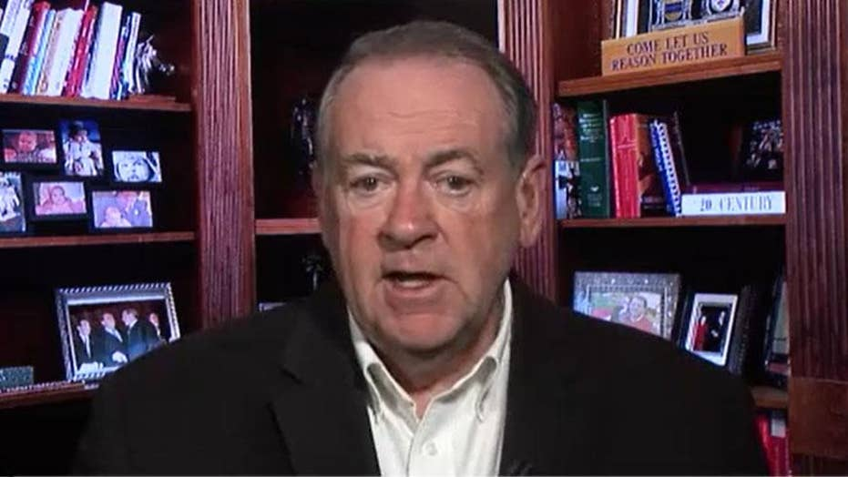 Mike Huckabee: Democrats' Trump impeachment theatrics a sign of their growing desperation – It's now a parody