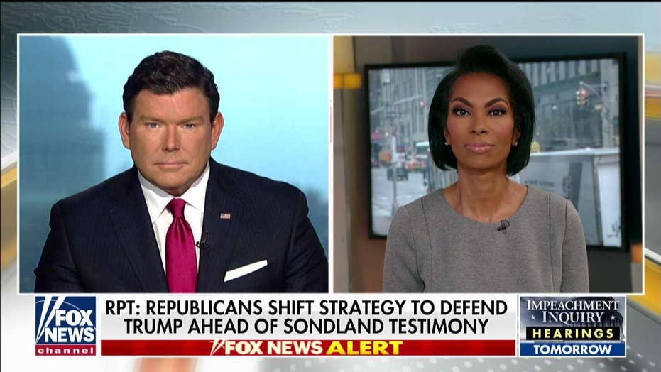 Bret Baier: Like the viral dress, parties see different things in impeachment testimony