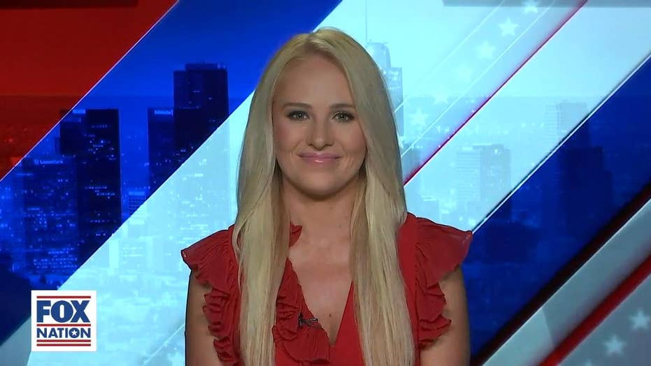 Tomi Lahren thanks Democrats afterTrump fundraising surge: 'The support is only growing'