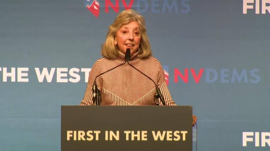 Rep. Dina Titus, D-Nev., slams 'con artist' Trump at Nevada forum
