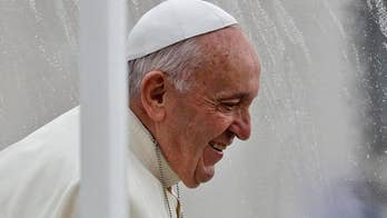 Pope Francis wants to make climate change an 'ecological sin'