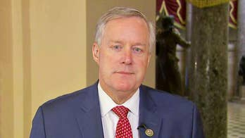 Rep. Mark Meadows: Impeachment probe shows swamp is trying to dictate foreign aid