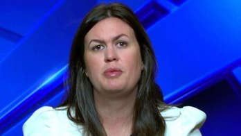 Sarah Sanders slams Democrats for sidelining USMCA during impeachment 'sham'