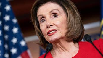 Pelosi warns against 2020 election determining Trump's fate