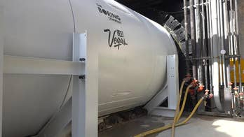 Elon Musk's Boring Co. begins tunneling in Las Vegas on first-ever commercial project