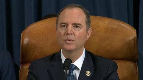 Schiff claims whistleblower has 'statutory right to anonymity'
