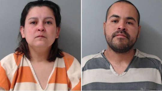 Texas mom and dad sentenced for dissolving remains of daughter in tub of acid