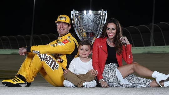Exclusive interview: NASCAR champ Kyle Busch wants to win the Daytona 500 next