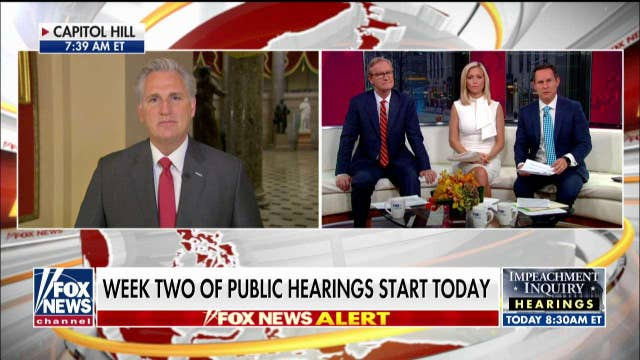 Kevin McCarthy on Jeffrey Epstein story: ABC could 'have done something to save some children's lives'