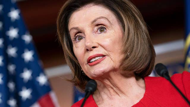 Pelosi warns against 2020 election determining Trump's fate