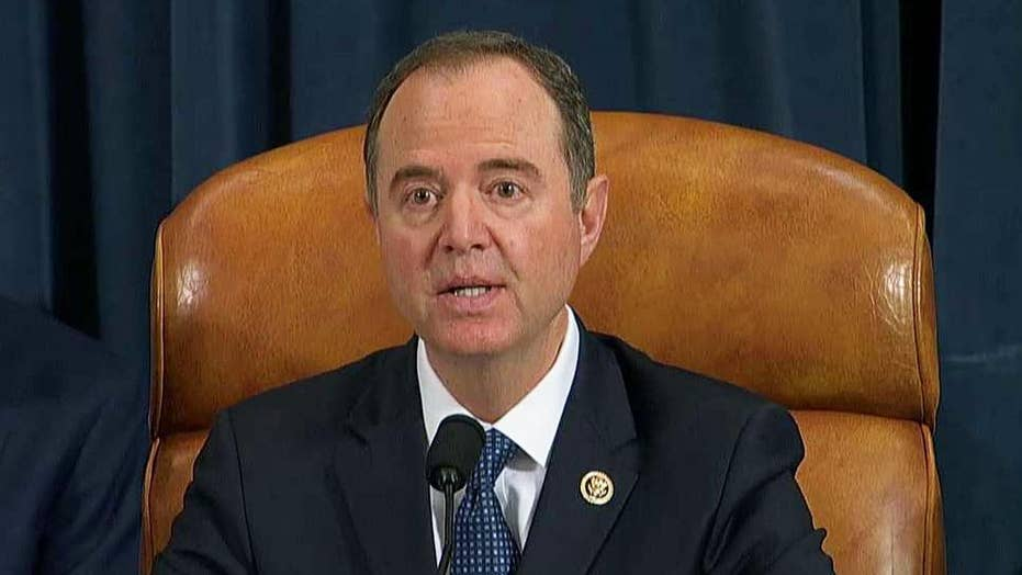 Schiff: Trump put his own personal and political interests above the nation's