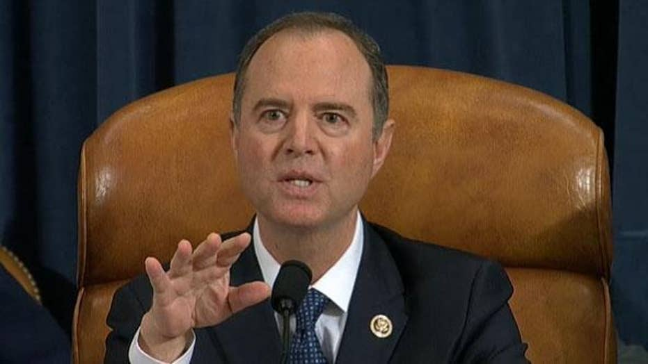 'We need to protect the whistleblower': Schiff