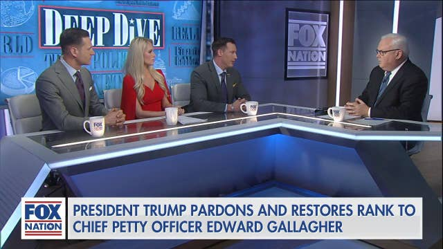 Expert panel debates military justice system reform, as Navy targets SEAL championed by Trump