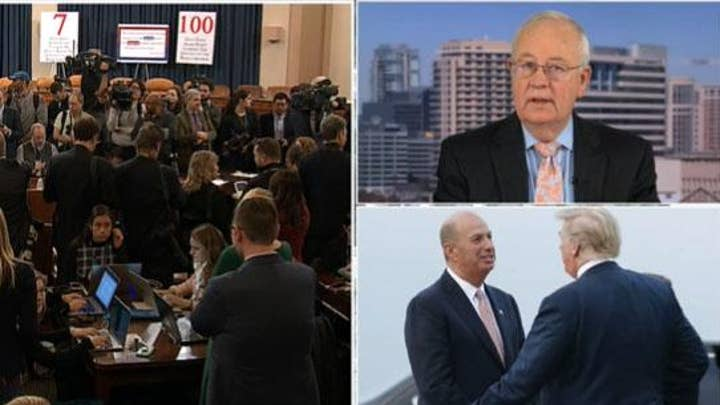 Ken Starr: Vindman's credibility 'seriously eroded'