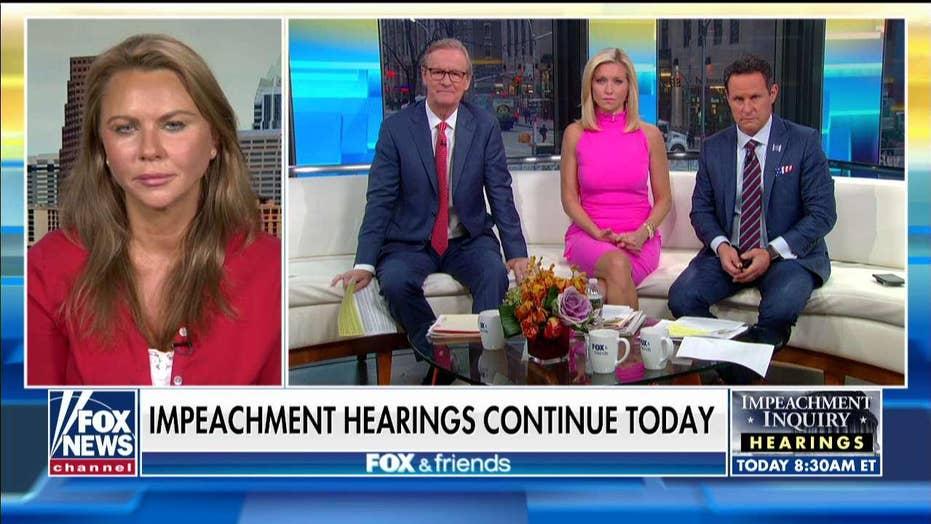 Lara Logan reacts to Devin Nunes' criticism of Democrats and the media