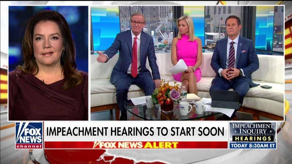 Mollie Hemingway: Democrats' impeachment efforts could derail Joe Biden's 2020 chances and send senate spiraling into chaos