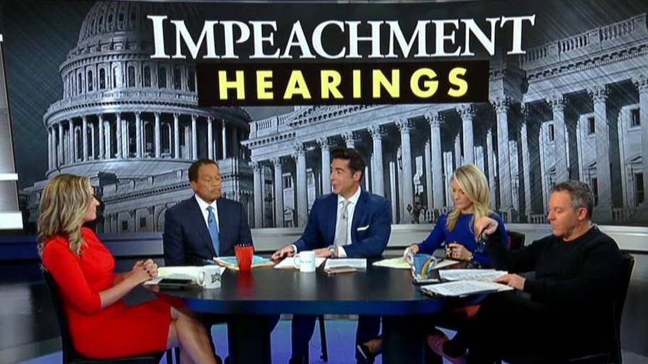 Bombshell or bust? 'The Five' break down key moments from Amb. Gordon Sondland's impeachment testimony
