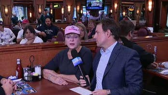 Todd Piro gets Georgia voters' reaction to Thursday night's Democratic debate