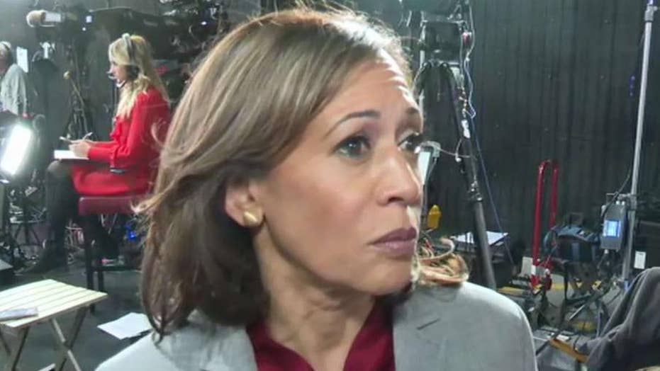 Harris: We have still not talked enough about education, LGBTQ issues during debates
