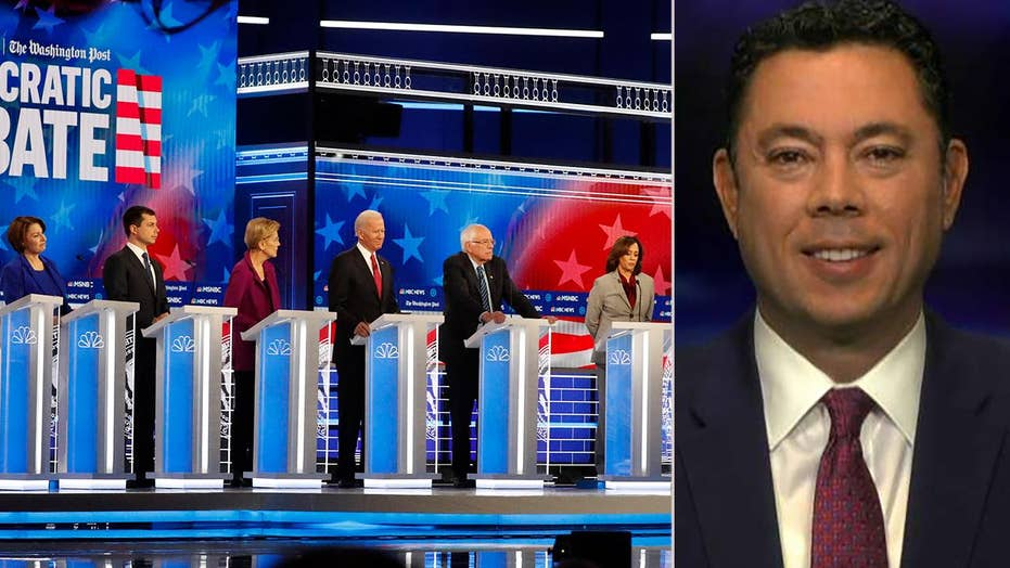 Jason Chaffetz recaps Democrat debate amid impeachment hearings