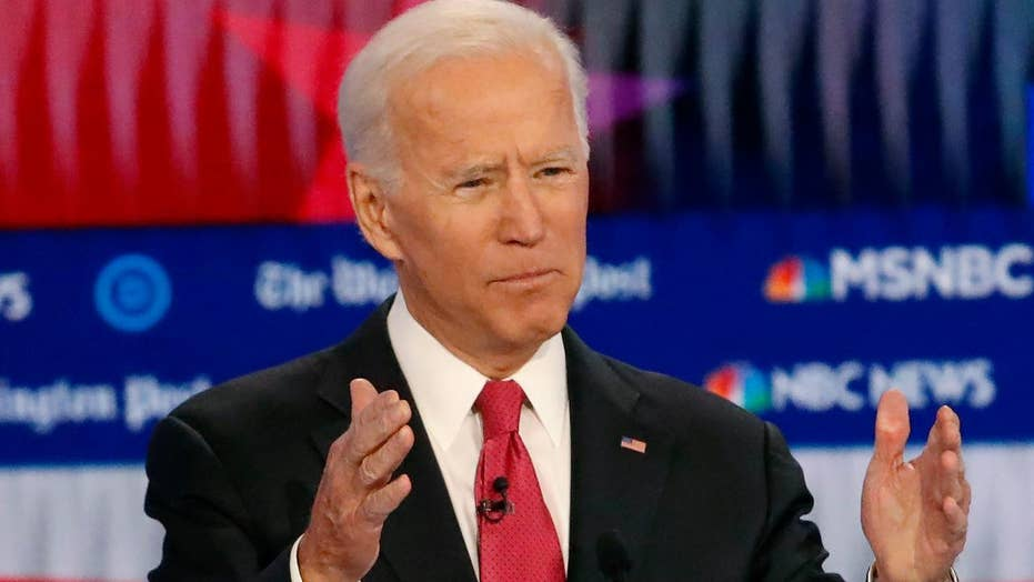 Voters agree Biden did not have a good night at the Democrat debate