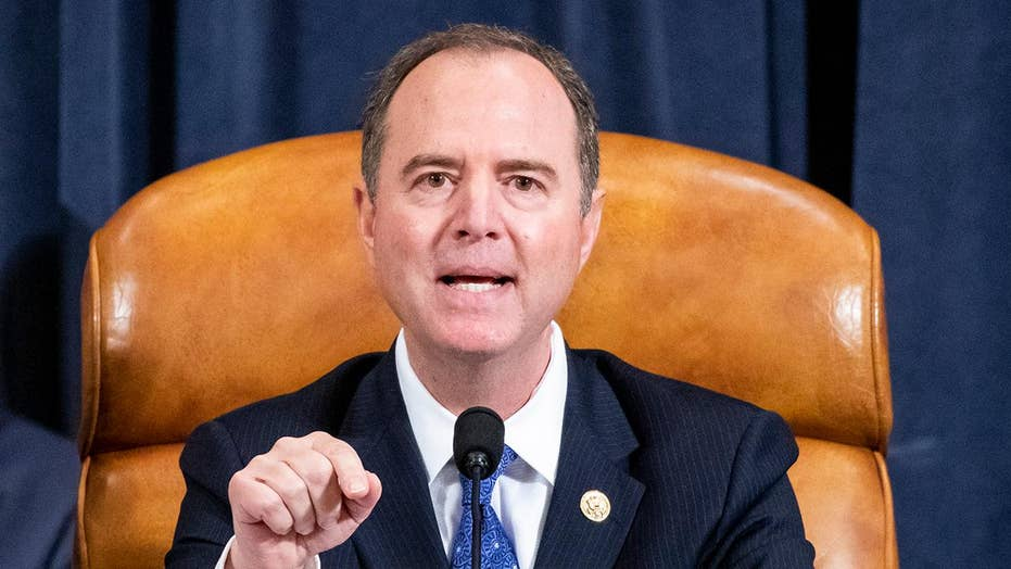 Adam Schiff: In the coming days, we'll determine if Trump's acts are compatible with office of the presidency