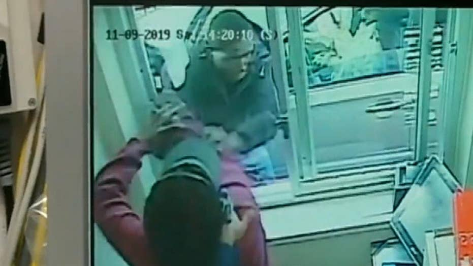 McDonald's cashier attacked at drive-thru window
