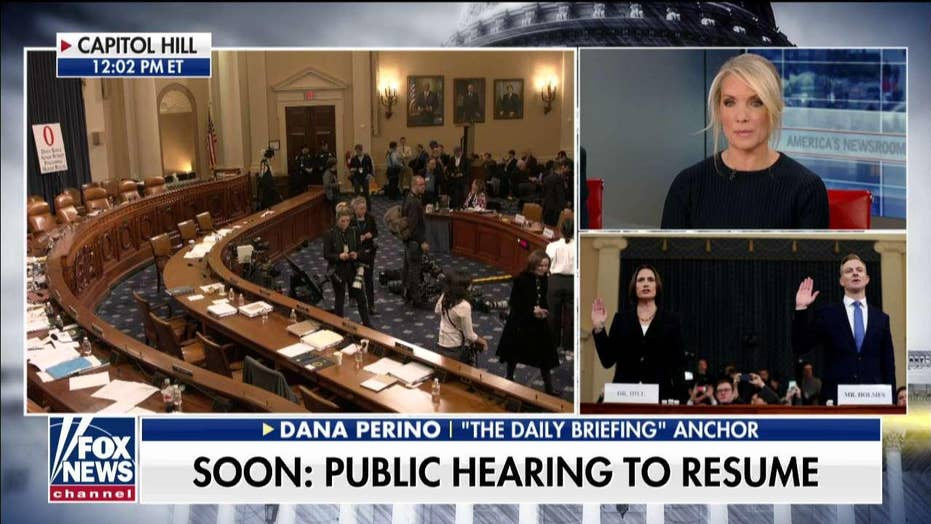 Dana Perino: Democrats would admit they're not making 'overwhelming' impeachment case