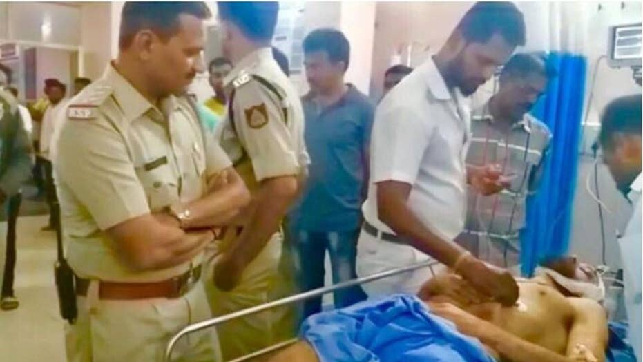 Australian tourist beaten by villagers in India for allegedly misbehaving with women