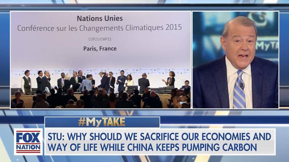 Varney says China is sabotaging global climate efforts: 'We're going backwards'