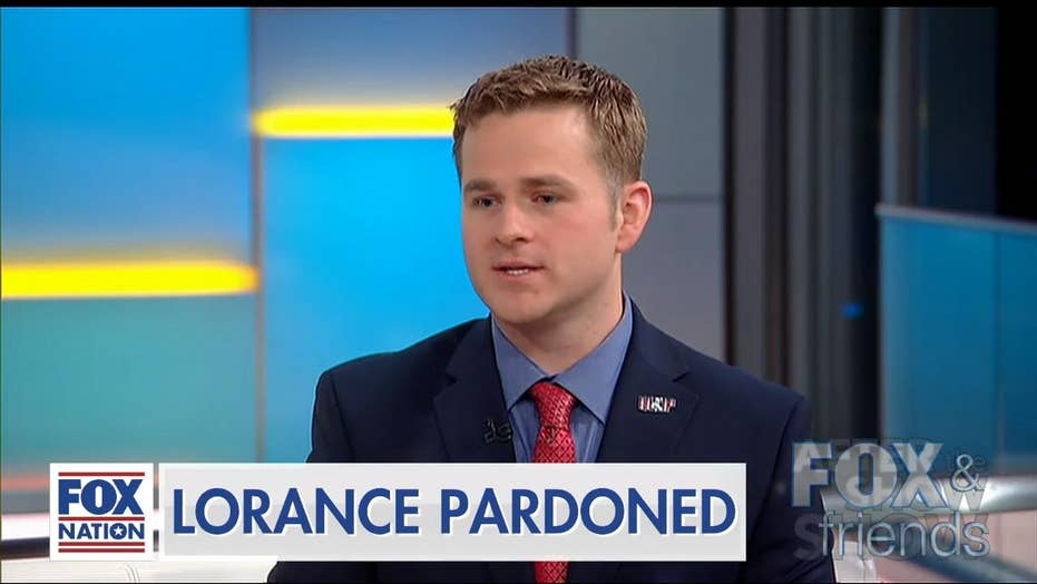 Soldier pardoned by Trump asked for this one thing immediately upon his release from jail