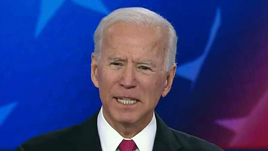Biden's gaffes take center stage at fifth Democratic debate
