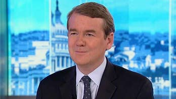 Sen. Michael Bennet on impeachment inquiry, size of Democratic presidential field