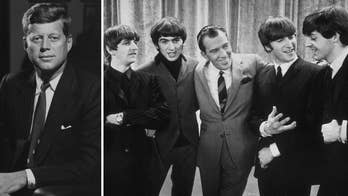 Jared Cohen: JFK assassination -- The Beatles' surprising role in helping to heal a country in mourning
