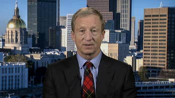 Tom Steyer reveals he is open to having Republican cabinet members