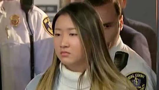 Former Boston College student pleads not guilty to manslaughter in boyfriend's suicide