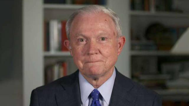 Sessions: I support Barr's efforts to investigate origins of Russia probe