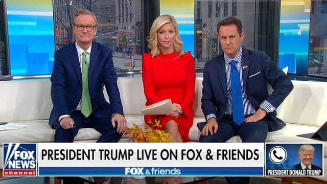 Trump predicts FISA will be 'historic'