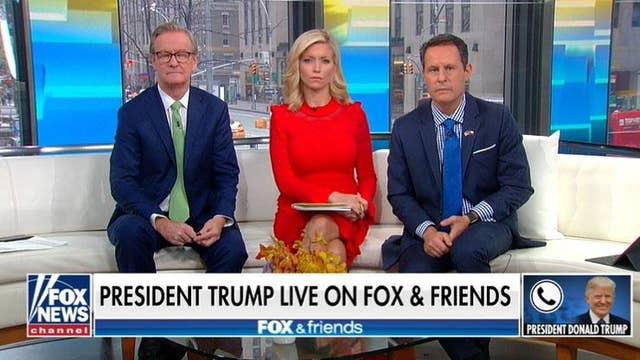 Why Rudy? Trump clarifies why Giuliani was sent to Ukraine