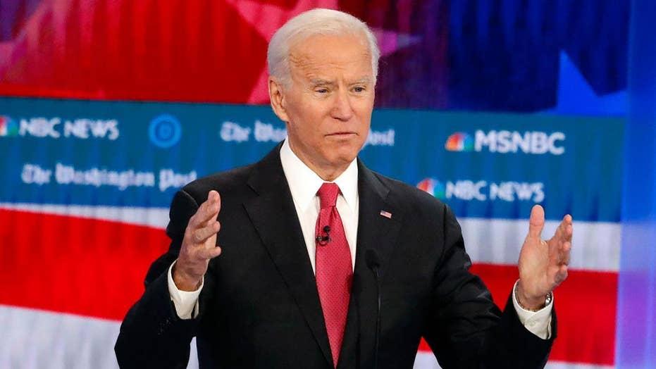Biden stumbles in latest Democrat primary debate