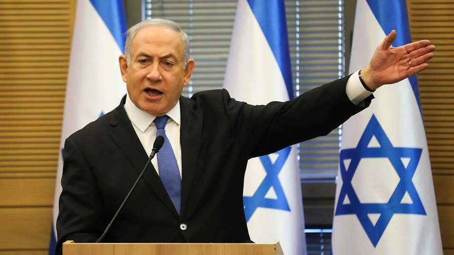 Israel braces for domestic conflict after Netanyahu indictment