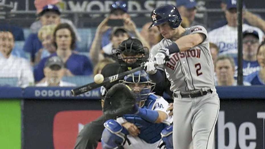 MLB expands investigation into Houston Astros' alleged sign-stealing scheme